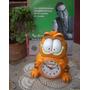 Retro Vintage Reloj Gato Garfield Legitimo Año 1978 (6126)