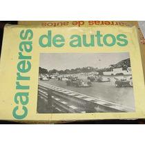 Juego Juguete Antiguo Carrera Autos Racing Cars Dados Caja
