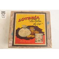 Loteria La Bolsa De Oro Balba Cerebro Magico Juguete Antiguo