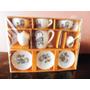 Juego Te Porcelana 10 Piezas Años 60 Japon Devoto Toys