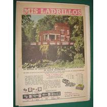 Antigua Publicidad Juguetes Mis Ladrillos Construccion Mod 2