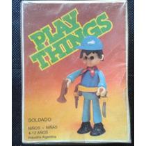Play Things Figura Soldado 86/1 ( Playmovil )