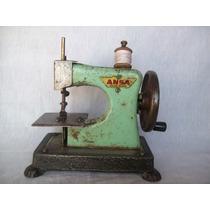 Antiguo Juguete De Lata ( Maquina De Cocer)