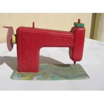 Maquina Maquinita De Coser P Soplado Dec 60 Juguete Antiguo
