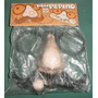 Antiguo Juguete Mascara Hermanos Marx Don Pepino Plastirama