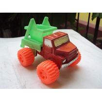 Camión Volquete Rojo Duravit Nro 309 Antiguo Juguete