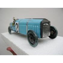 Bugatti Bolido Paya A Cuerda Simil Matarazzo