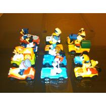 Lote De 9 Autitos Matchbox Disney