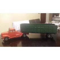 Duravit Scania Camion Con Acoplado