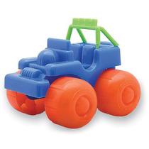 Jeep Mini Duravit 356 Juguetes Plasticos Bebes Niños