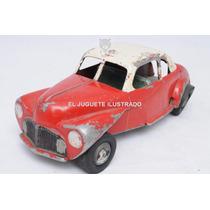 Rutero Cupecita Wicas Ind Argentina Dec 50 Antiguo Juguete