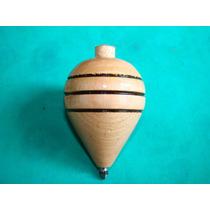 Trompo De Madera - Excelente Calidad Artesanal - Souvenirs