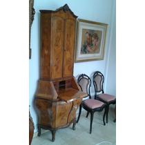 Mueble Barrochetto Italiano C/ Alzada, Original, Antiguo