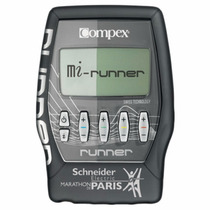 Electroestimulador Compex Runner + Mi Sensor Con Garantia