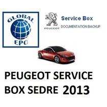 Peugeot Service Box 2013 Español Manual Reparacion 1983-2013