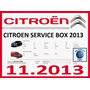 Citroen Service Box 2013 Español Manual Reparacion 1995-2013