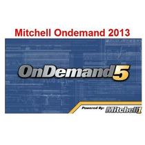 Mitchell On Demand 5 2013 Reparacion Autos 1983-2013 15dvds