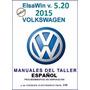 Elsawin 5.20 Volkswagen Vw 2015 Manual Mecanica Español