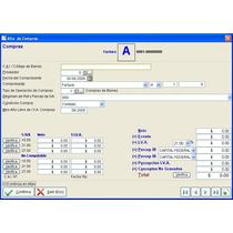 Software Facturación. Gestión Comercial (sistema, Programa)