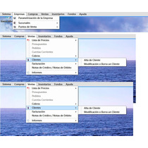 Software Gestion Sion 7 Facturación Electrónica Fácil