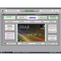 Soft De Caja Y Stock Para Zapateria Y Tiendas (c. De Barras)