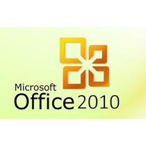 Office 2010 Profesional Plus En Español Para Pc!!