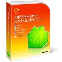 Microsoft Office 2010 Hogar Y Estudiantes $ 490