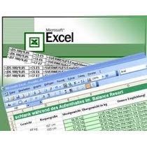 Sistemas Contables En Excel