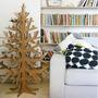 Árbol De Navidad · H1200 Mm · Mdf 3mm O Cartón Reciclado - A
