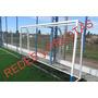 2 Redes Arco Papi Futbol Salon 3 X 2 M Polietilno 2,3 Oferta