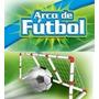 Arco De Fútbol Chico Dimare 65x120x80cm.
