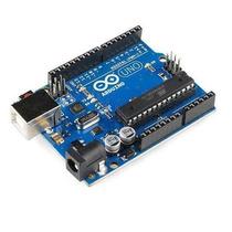 Arduino Uno Starter Kit(proto+sensorultras+servo+cables)