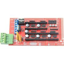 Ramps 1.4 Shield Impresora 3d Reprap Arduino Pololu Quilmes