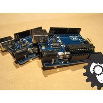 Arduino Uno Rev3 Compatible Con Atmega328p-pu Con Cable Usb