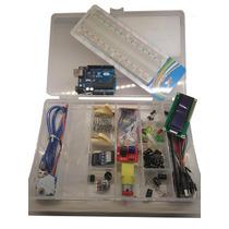 Kit Arduino Principiante Starterkit Libro De Proyectos Ptec