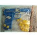 Pistola Azul Browning Con Balines Sanz Baltasar