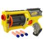 Pistola Nerf N-strike Maverick Rev-6 Original Hasbro