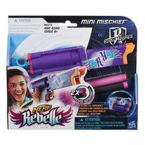 Nerf Rebelle Mini Mischief Original Hasbro Jugueterialeon