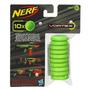 Nerf Repuesto Discos Vortex X 10 Unidades Original Hasbro
