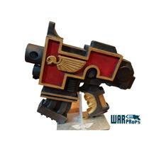 Bolter Gun Warhammer 40 K Pistola Bolter Cosplay Replica