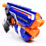 Pistola Nerf N-strike Elite Firestrike 3 Dardos - Hasbro