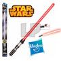 Star Wars Sable Laser Darth Vader Con Luz Y Sonidos Hasbro