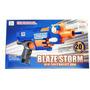 Ametralladora 3 Blaze Storm Soft Bullets Dardos