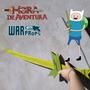 Hora De Aventura Finn Espada Pasto Hora Time Cosplay