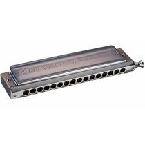 Armonica Hohner M28001 Cromatica - 64 Voces - Abs - C