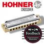 Hohner Crossover - Armonica Mb Diatonica 20v - Madera - G