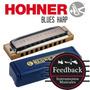 Hohner Blues Harp - Armonica (ms) Diatonica 20v - Madera - C