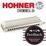 Hohner Chromonica-64 - Armonica Cromatica 64v - Abs - C