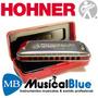 Armonica Hohner Golden Melody Diatonic 20v Varios Tonos M542