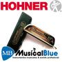 Armonica Hohner Cromatica Chrometta-10 40v - Abs - C M25301